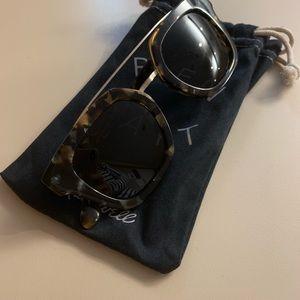 Madewell Accessories - Madewell Lexington Top-Bar Sunglasses